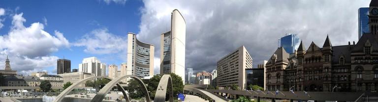 Toronto City Hall, Canada