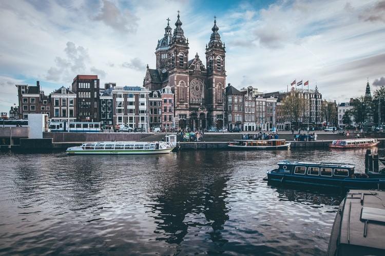 Amsterdam Centraal, Amsterdam, Netherlands - Tim Trad