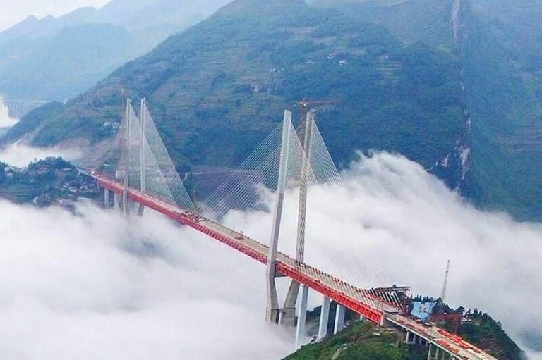The Beipanjiang Bridge_120420A