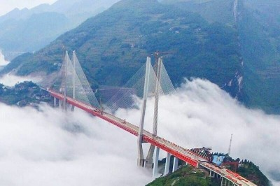 The Beipanjiang Bridge_120420A