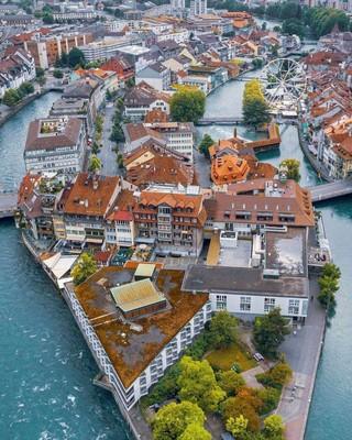 Thun Town_Switzerland_120120A