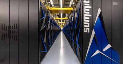 Summit Supercomputer - Oak Ridge National Lab.