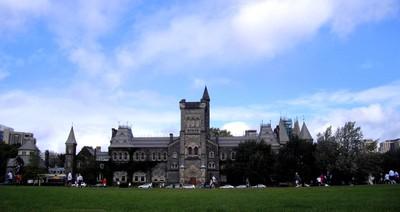 The University of Toronto, Canada